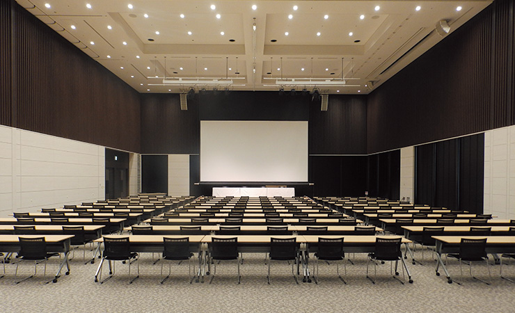 Tokyo Convention Hall