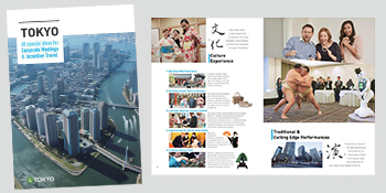 View the new Corporate Meetings & Incentive Travel Booklet