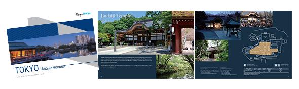 Tokyo Unique Venues Brochure