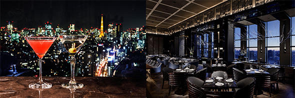 Tokyo's Newest Entertainment Spot 140m above ground