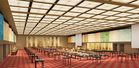 Hotel Okura Tokyo to be reborn this September as The Okura Tokyo - a premier venue for prestigious international conferences.