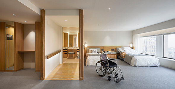Keio Plaza Hotel Tokyo continues efforts to provide higher levels of satisfaction to customers with medical and special needs