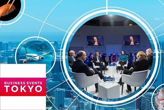 Explore the Capital via Business Events Tokyo account on LinkedIn
